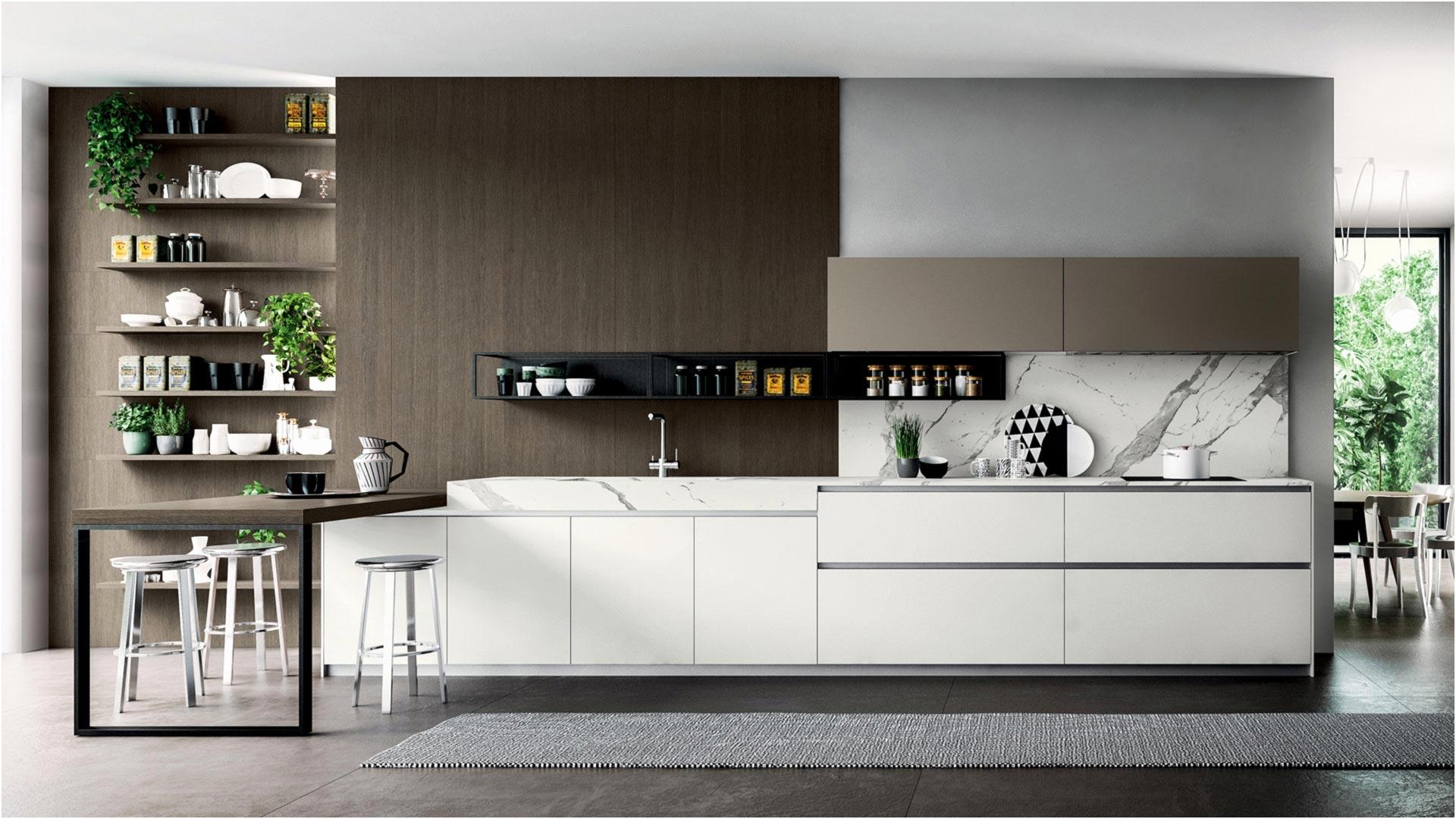 cucina in vetro Nuovo Cucine in vetro Armony cucine