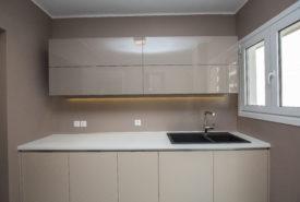 Residence in Palaio Faliro Kitchen
