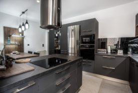 Residence in Palaio Faliro kitchen (2)